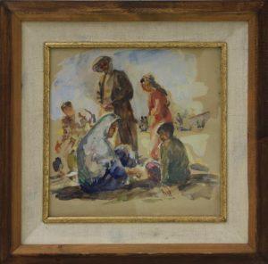 kashina-nadezhda-na-bazare-1940-dhv