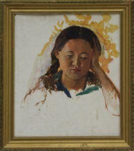 kashina-nadezhda-portret-devochki-1950-dhv