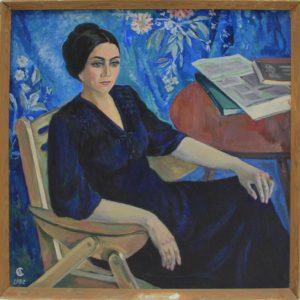 salimzhanova-l-portret-pisatelnitsy-shahodat-1982-dhv