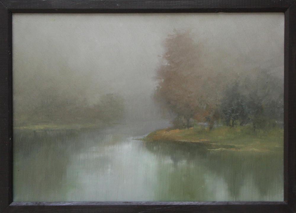 Ибрагимов Х. Туман. 2016