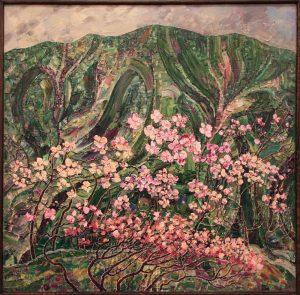 Шин И. Весна. Цветение. 2002.