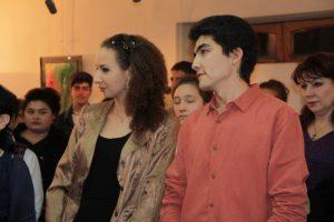Стефания и Джахонгир