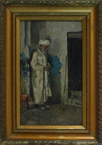 Zommer R.K. (1866 - 1939) Старик.
