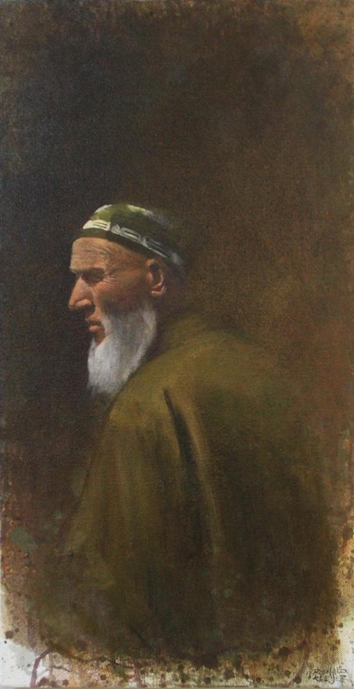 Кляер Р. Аксакал. 2016