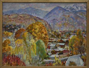 Салпинкиди Янис. Осенние переливы. 2013