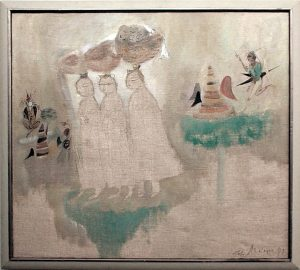 Леким Ибрагимов. Девушка Сукока. 1998