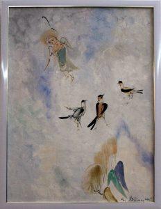 Леким Ибрагимов. Небесные ангелы. 2005