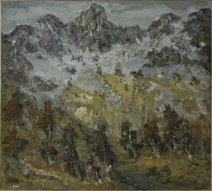 Гаглоева Р. Каранкуль. 2004