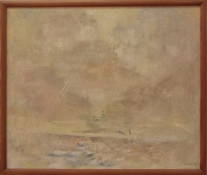 Ли А. Пейзаж. 1998