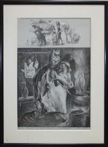 Ли Галина. Сказки братьев Гримм. 1977 (2)