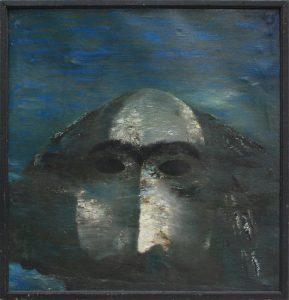Ахмадалиев Файзулла. Потртрет художника Т. Миржалилова. 1950