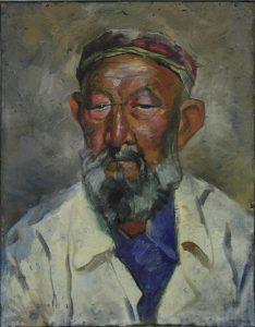 Базаров Рустам. Дони бува. 1992