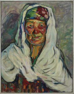 Базаров Рустам. Момо. 1992
