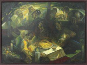 Болтабоев У. Едаки плова . 2010 (Андижан)