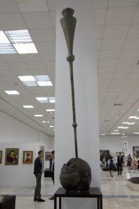 Хакимоа Б. Карнай. скульптура