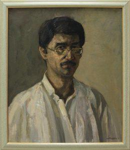 Мирзахмедов Хаким. Автопортрет. 2005