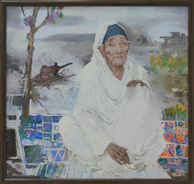 Тошмуратов М. Мать Гилана. 2012