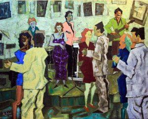 Роман Чернего. Танцуют все. 2002