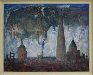 Тура Курязов. Древний Ургенч. 1987