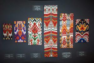 Экспозиция с выставки «Нить, соединившая поколения»