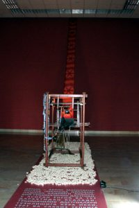 Экспозиция с выставки «Нить, соединившая поколения» 10
