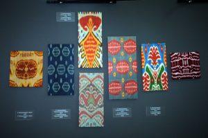 Экспозиция с выставки «Нить, соединившая поколения» 3