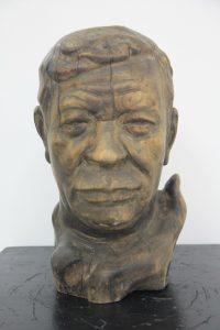 Бандзеладзе Н. Портрет героя труда Ш. Назарова (ДХВ)