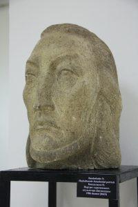 Бендзеладзе Н. Портрет туркменского скульптора Джунадурды. 1986