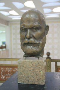 Клеванцов В. Портрет Талдыкина. 1971 (ДХВ)