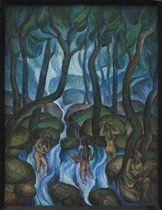 Талдыкин Ю. Мелодия голубого ручья. 1982 (ДХВ)