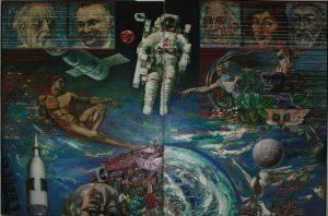 Тохтаев М. Во имя мира, во имя прогресса. 1986 -87 (ДХВ)