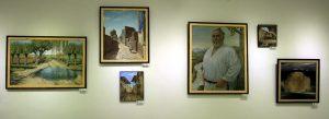 Умаров А. Экспозиция картин. (1)