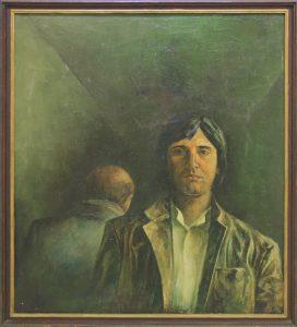 Умаров А. Коридор. 1988 г.