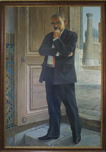 Умаров А. Профессор Юсуф Абдуллаев . 2014 г.