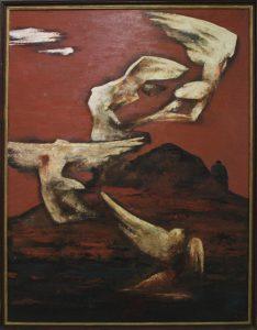 Умаров А. Вечность. 1989 гг.