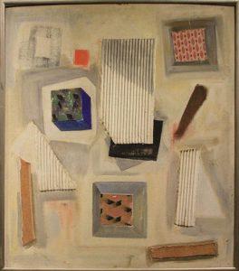 Беспредметная композиция. 1959