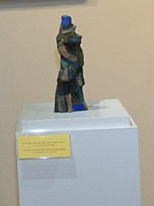 Дамир Рузыбаев. Скульптура