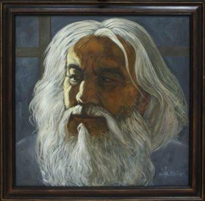 Джалилов Х. Рузы Чарыев. 2017