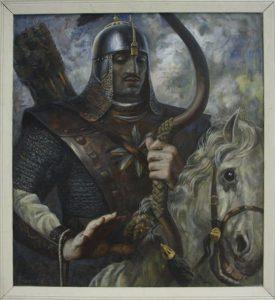 Сабир Рахметов. Алпамыш. 2001 (ДХВ)
