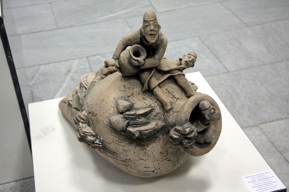 Ашурмухаммад Мамасалиев.Дух керамистов. Узбекистана. Ташкент