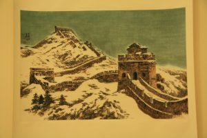 Ли Чэнсю - «Снег на Великой Китайской стене»