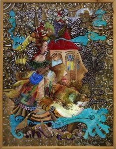 Мария Ли-Сафи. Из сказки в сказку. 2016