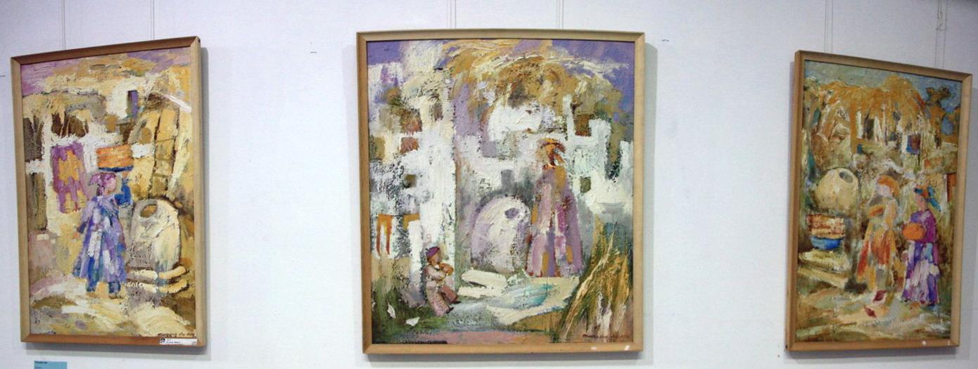 Татьяна Ли. Хива, В гости. Рамадан. Хива. 2008