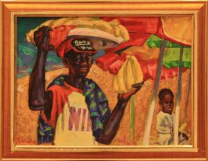 Рахмон Шодиев. Африка. Юсуф. 2016