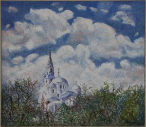 Чуб Владимир. Ваалам. Храм. 2017