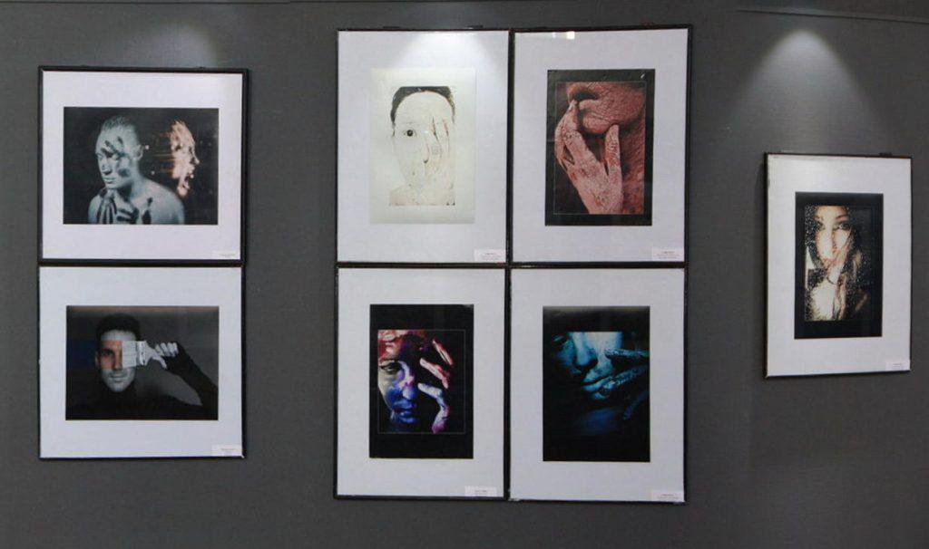 Концептуальные портреты авторов из группы Молодёжная фотография Узбекистана