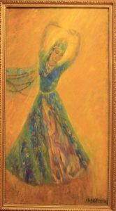 Шахноз Абдуллаева. «В ритме танца 1».