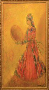 Шахноз Абдуллаева. «В ритме танца 2».
