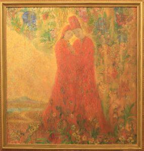 Шахноз Абдуллаева. «Запах розы».
