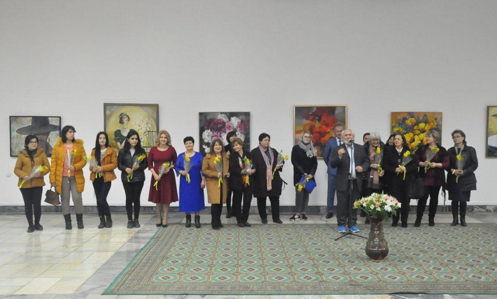 "Открытие ""Вененнего вернисажа"" Фото-я Александра Николаева"